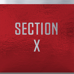 2020 Section X General Admission Season Tickets